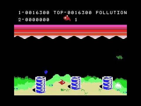 Poppaq The Fish (1984, MSX, Mass Tael)
