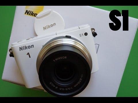 Nikon 1 S1 REVIEW