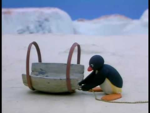 Pingu - Barrel Of Fun