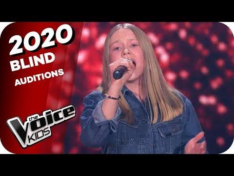 Leona Lewis - Run (Lisa-Marie) | WINNER | The Voice Kids 2020 | Blind Auditions