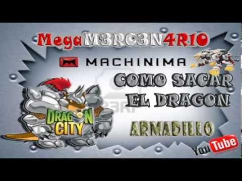 COMO SACAR EL DRAGON ARMADILLO 2015 ACTUALIZADO 100% en dragon city