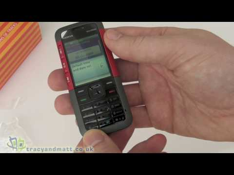 Nokia 5310 XpressMusic unboxing