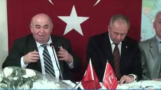 Demokrat Partiİstanbul İl Başkan Adayı Mimar Süleyman Uluocak Eğitim Paneli Düzenledi