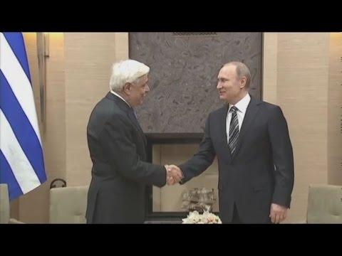 «Καθοριστική η συμβολή του ρωσικού κράτους στην αντιμετώπιση των μεγάλων προκλήσεων»