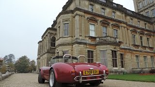 Kit cars are not everyone's cup of tea, but when only 998 originals were produced selling now for in excess of a million pounds a piece; isn't there a case to make a copy. Full review at http://classiccarsdriven.com