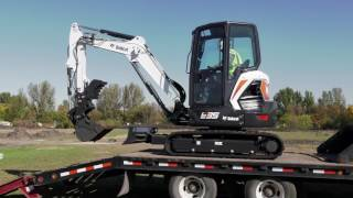 4. New R-Series Excavators from Bobcat Company