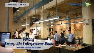 'Perang' Konsep Ala Enterpreneur Muda