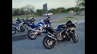 9. 2015 Hyosung GT250R New Kingston Jamaica ride...