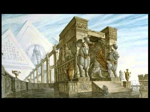 Ancient Sumerian, Babylonian, Mesopotamian Music - Stef Conner