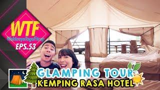 Video WTF#53 GLAMPING ROOM TOUR I KEMPING RASA HOTEL (check description box for details) MP3, 3GP, MP4, WEBM, AVI, FLV Maret 2018