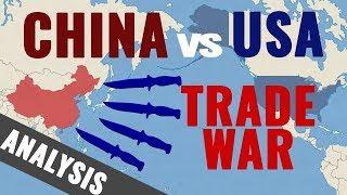 China vs USA: Trade war