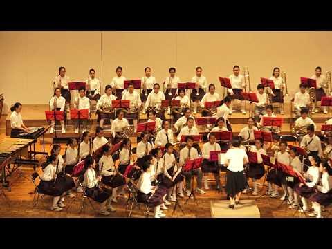 蜂ヶ岡中学校 〜たちばなジョイント・コンサート・シリーズ2017 (6月11日)〜