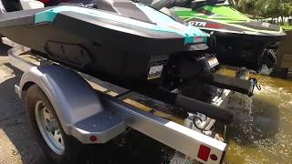 5. Sea-Doo Trailers