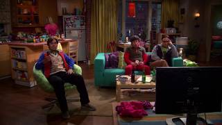 VIDEO: Replacing The Big Bang Theory's Laugh Track With A Screaming Bird Is Still An Improvement
