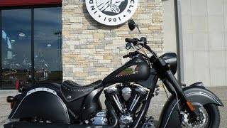 8. Indian Chief Dark Horse Motorcycle Images Leaked