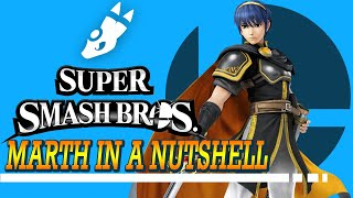 Some good techs with Marth (just a funny montage, don't mind me)