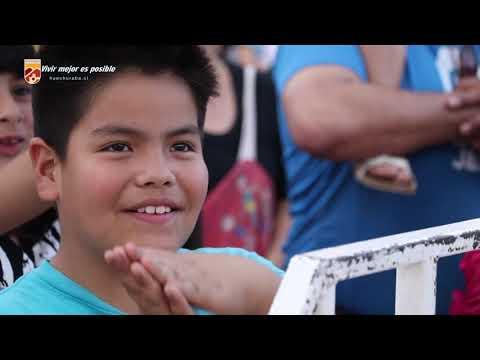 """La """"Política Local de Niñez y Adolescencia"""" es un trabajo en el que participaron activamente más de 400 jóvenes, niños y niñas de Huechuraba junto a docentes, comunidades educativas y los profesionales de la Oficina de Protección de Derechos, OPD, y la Oficina Comunal de Infancia, que apunta a construir una garantía integral de los derechos de niños y adolescentes que viven en la comuna."""
