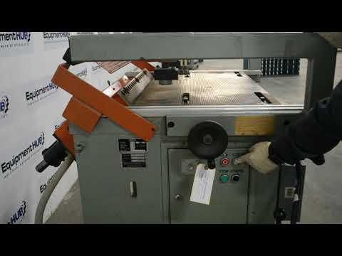 Hoffman-Dubelfix Holzher DB-23-S 1626 Super-Bore Horizontal Vertical Line Boring Machine
