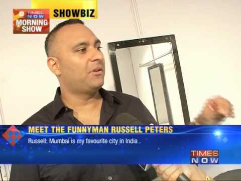 Back to his roots for Russell Peters