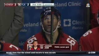 Milestone: Jagr scores 750th career goal by Sportsnet Canada
