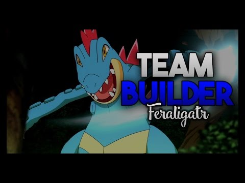 Feraligatr Team Builder (Pokemon Heart Gold And Soul Silver)