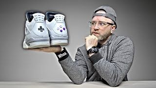 Video Unboxing The Ultra Rare Nintendo Jordans (The Buttons Actually Click!) MP3, 3GP, MP4, WEBM, AVI, FLV Agustus 2017