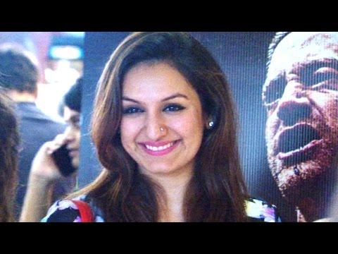 Akriti Kakar At The Screening Of Hollywood Film So