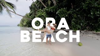 Video TRAVEL-VLOGGG #111 -  Pantai Ora & Raja Ampat MP3, 3GP, MP4, WEBM, AVI, FLV Maret 2019
