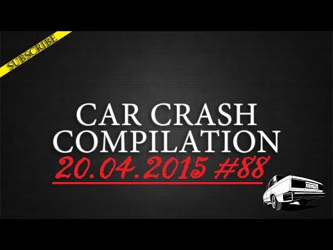Car crash compilation #88 | Подборка аварий 20.04.2015