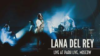 Lana Del Rey live at Park Live, Moscow (show completo legendado)