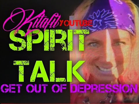 Week 3 Fitness Nutrition Spirit Talk: How to Help Decrease Depression and Win!