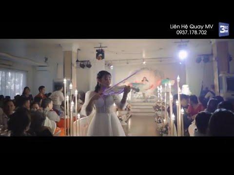 Đám cưới tuyệt vời tại nhà hàng Thảo Nguyệt của đôi Thành Thảo
