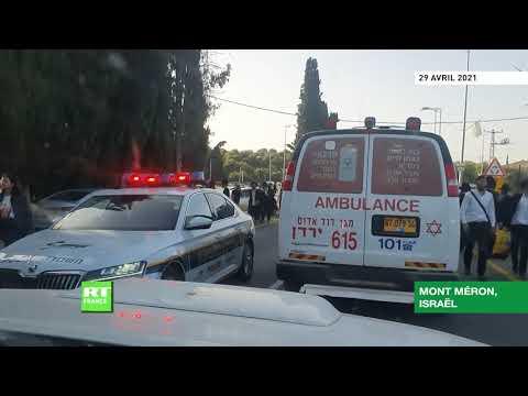 Israël : plusieurs dizaines de morts dans une bousculade géante lors d'un pèlerinage juif