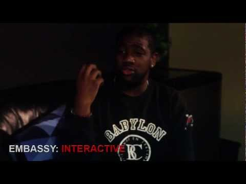Clint Coley (@ClintColey) Interview with Embassy: Interactive