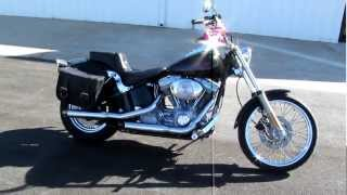 3. 2004 Harley-Davidson Softail Standard FXSTI For Sale