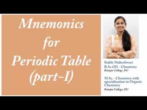 Video [Hindi] Part-I Easiest way to memorize s-block and p-block elements download in MP3, 3GP, MP4, WEBM, AVI, FLV January 2017