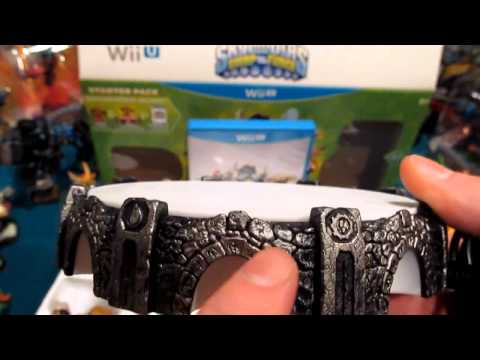 skylanders swap force wii u youtube
