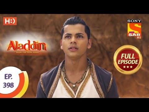 Aladdin - Ep 398 - Full Episode - 24th February 2020