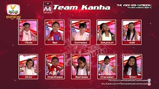 Khmer TV Show - The Blind Audition Week 4