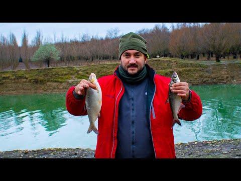Pescuit la feeder pe canalul cu apa calda Cernavoda