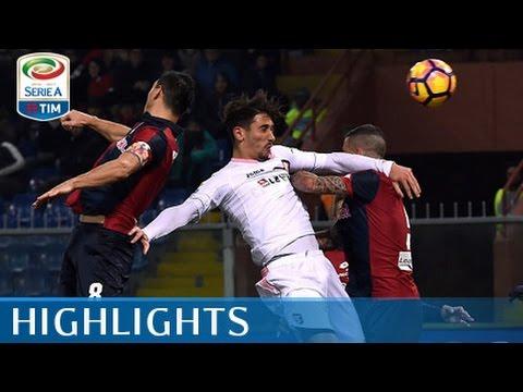 Genoa - Palermo - 3-4 - Highlights - Giornata 17 - Serie A TIM 2016/17