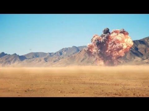Explosion RnD