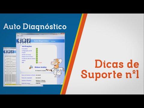 Auto Diagnóstico - Dicas de Suporte