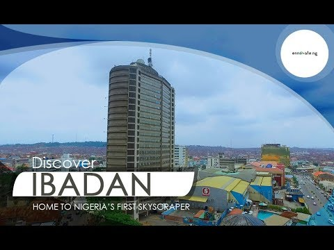Ibadan - Largest City in West Africa