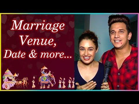 Yuvika Chaudhary And Prince Narula REVEALS Marriag