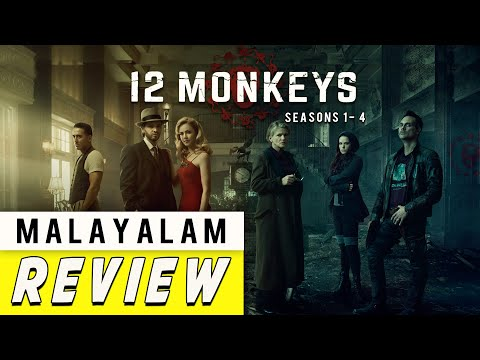 12 MONKEYS - Seasons 1- 4 Malayalam Review | Complete Explained|Time Travel Series|VEX Entertainment