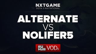 Alternate Attax vs NoLifer5, game 1