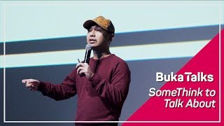 Video Raditya Dika - Theory of Comedy | BukaTalks MP3, 3GP, MP4, WEBM, AVI, FLV Juni 2019