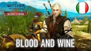 Teaser trailer Blood and Wine - ITA