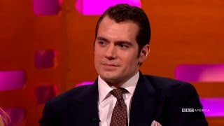 Video Henry Cavill Is Grateful He Didn't Get Some Big Roles - The Graham Norton Show MP3, 3GP, MP4, WEBM, AVI, FLV Juni 2018